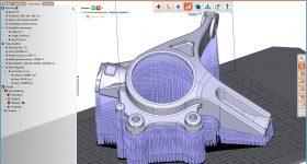 4D_Additive print preparation software. Image via CoreTechnologie.