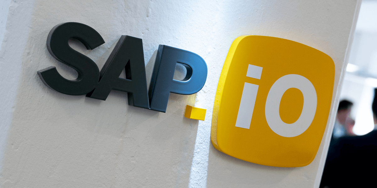 The SAP.iO Foundries are SAP's global network of equity-free startup accelerators that help promising startups grow. Photo via SAP.