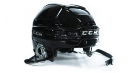 The Super Tacks X helmet. Photo via CCM Hockey.