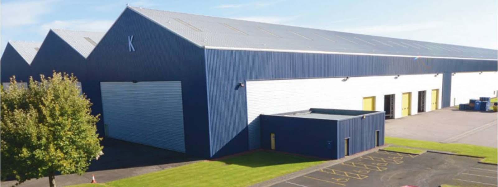 The Westway Park facility. Photo via NMIS.