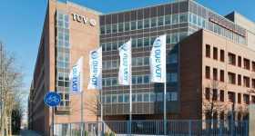 Headquarter of TÜV SÜD in Munich, Germany. Image via TÜV SÜD.