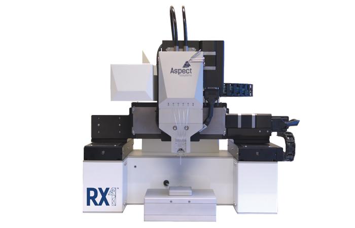 Aspect's Biosystems RX1 Bioprinter. Image via Aspect Biosystems.