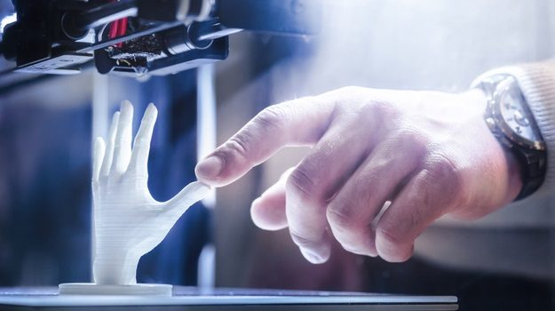 Thirty Chinese researchers were interviewed by the researchers, and medical 3D printing was highlighted as the most concerning. Image via Cellink.