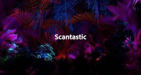 Scantastic enables users to scan physical objects with a mobile device and turn them into 3D models. Screenshot via Adobe.