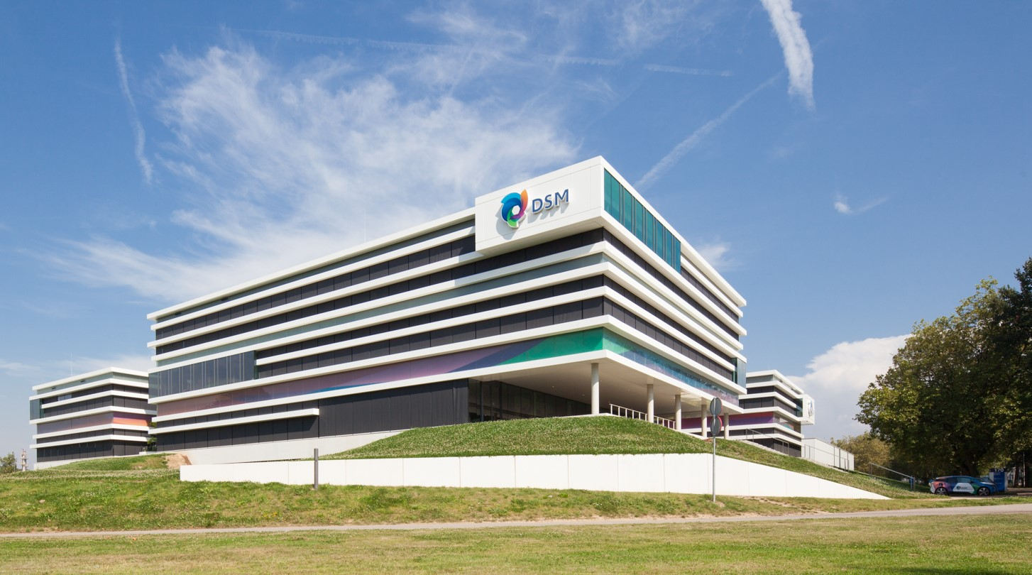 DSM intends to focus more on its health and nutritional businesses following the deal. Photo via DSM.