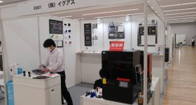 The pandemic continues to limit the attendances of physical 3D printing events, and Formnext Forum Tokyo has just 710 visitors. Photo via XYZprinting.