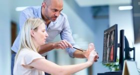 Featured image shows people using Materialise's 3D printing software. Photo via Materialise.