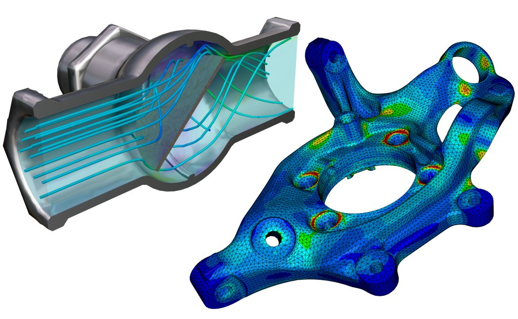 Tech Soft 3D is planning to integrate Ceetron's advanced FEA and CFD SDKs into its existing product portfolio. Image via Tech Soft 3D.