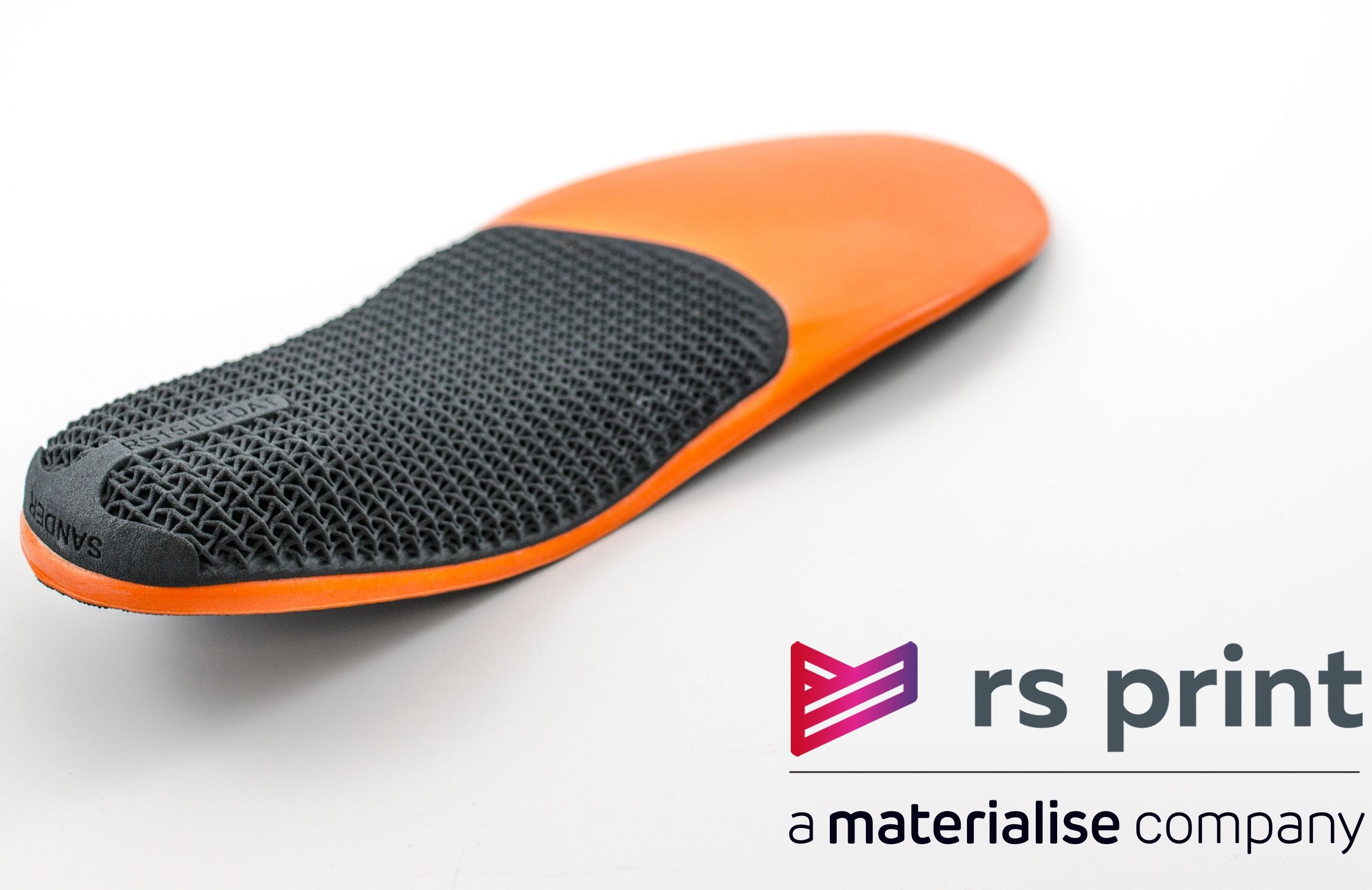 Materialise has continued to invest in future growth opportunities such as RS Print, despite its overall fall in revenue. Photo via Materialise.