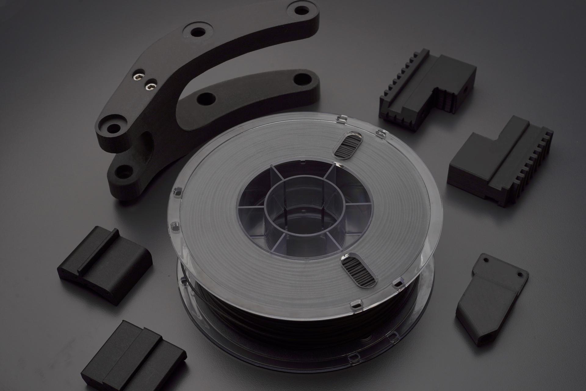 Polymaker's Smooth PA filament. Photo via Anisoprint.