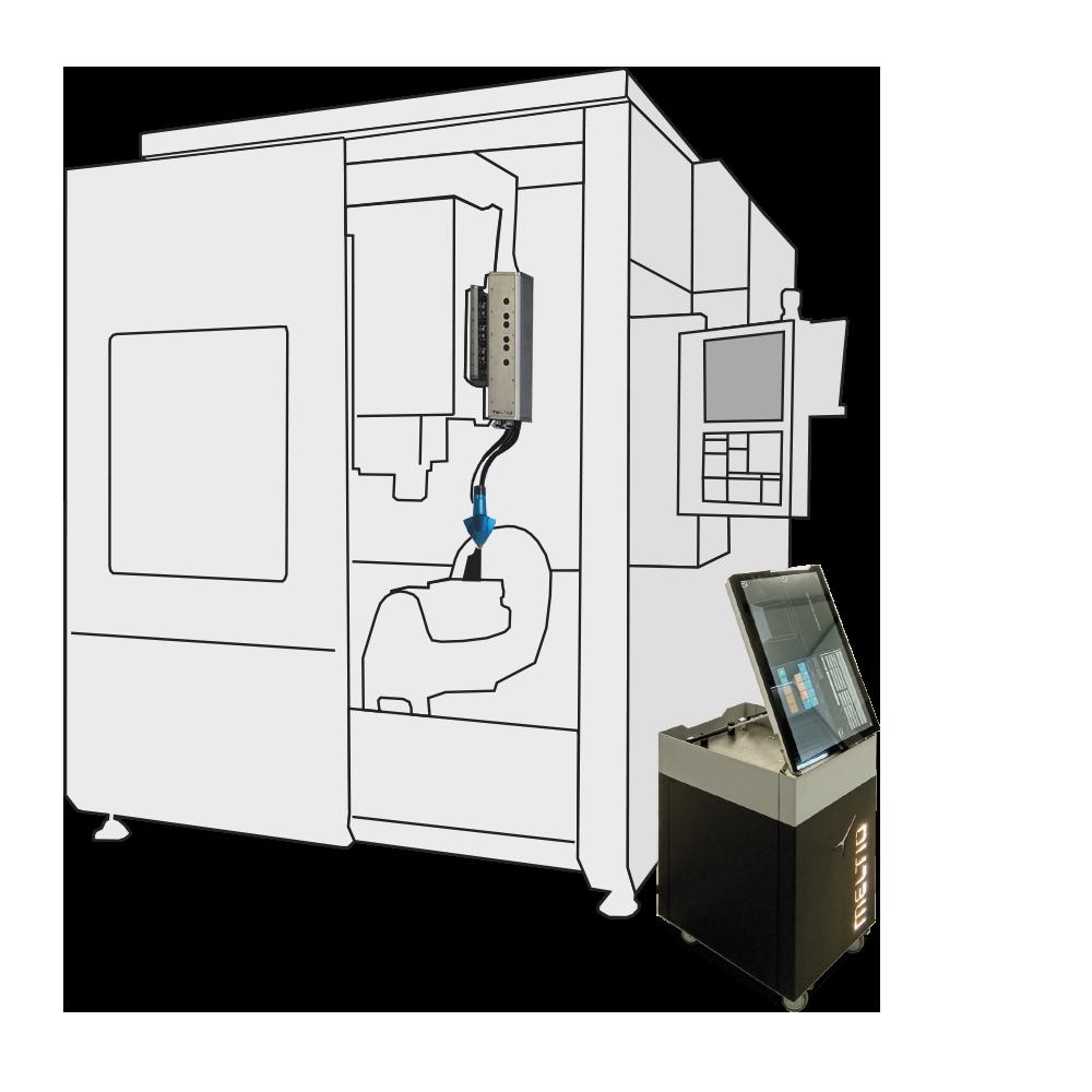 Meltio's Engine for hybrid applications. Image via Meltio.
