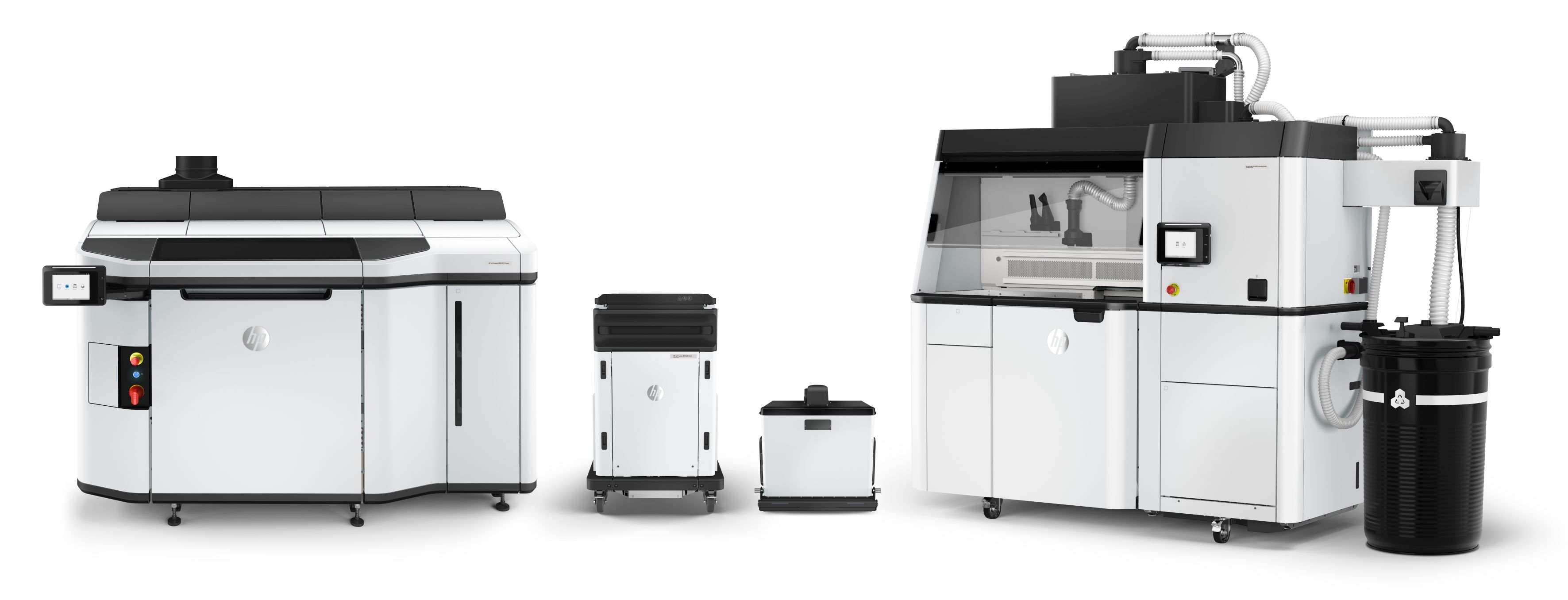 3DPRINTUK's investment in the HP Multi Jet Fusion machine is part of a £1 million expansion to enhance its 3D printing capabilities in London. Photo via HP.