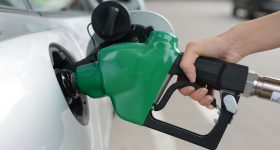 Featured image shows a stock photo of a car being refuelled. Photo via RMIT University.