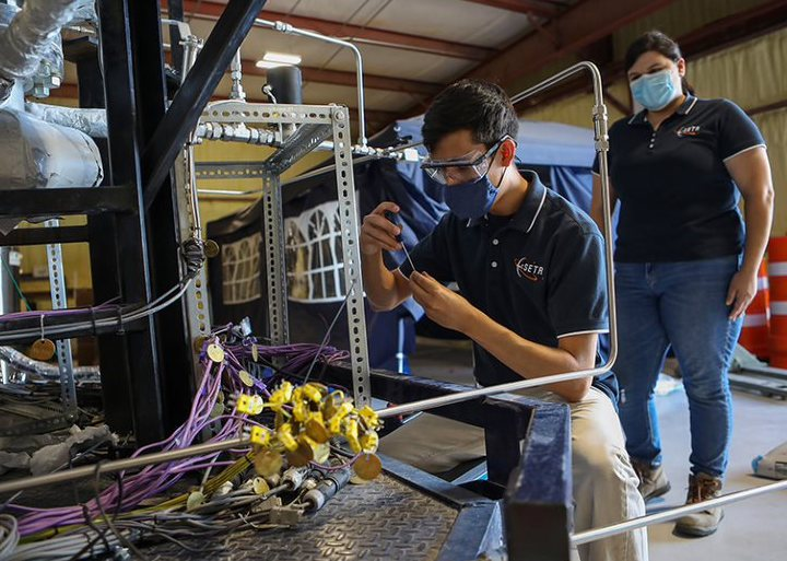 UTEP is opening a new facility in Youngstown to develop new hypersonic technologies alongside YSU. Photo via UTEP.