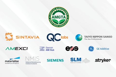 The AMGTA logo and the 12 new participating members that will be joining. Image via AMGTA.