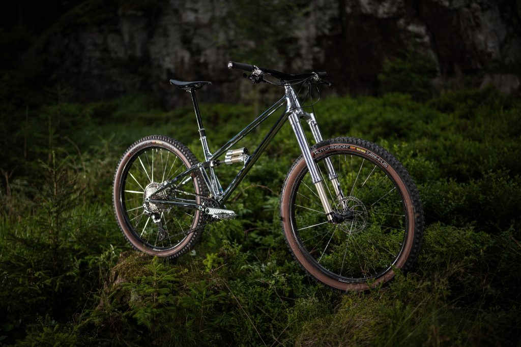Moorehuhn Bike won first prize in the Purmundus Challenge 2020 at Formnext Connect. Photo via Huhn Cycles.