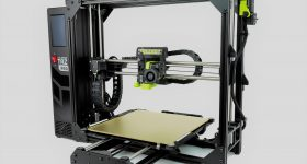 The LulzBot TAZ Pro S 3D printer. Photo via LulzBot.