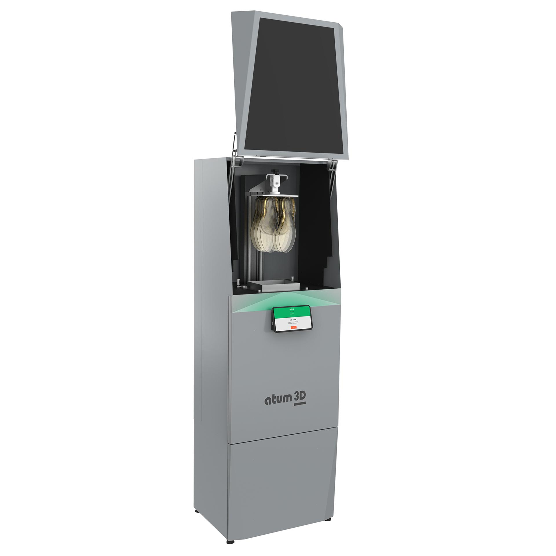 The atum3D DLP Station 5-365 EXZ 3D printer. Image via atum3D.