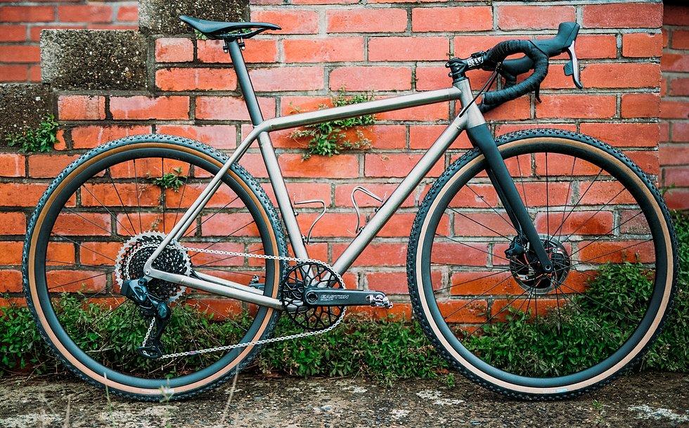 Sturdy Cycles road bike model. Image via RAM3D.