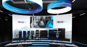 Featured image shows a screenshot from Nexa3D's Formnext booth. Image via Nexa3D.