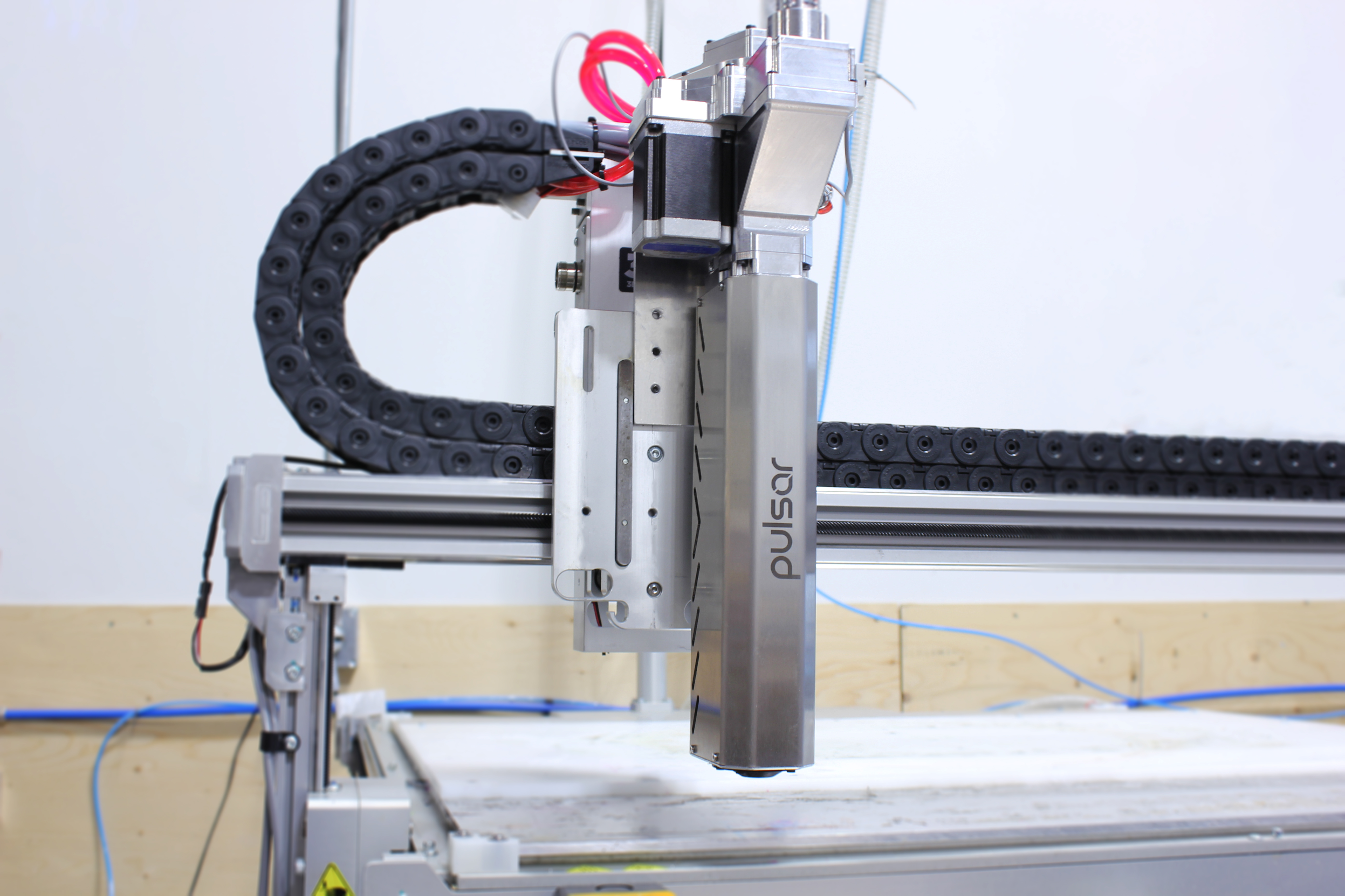 Dyze Design Pulsar 3d Printer Pellet Extruder Now Available For Pre Orders 3d Printing Industry