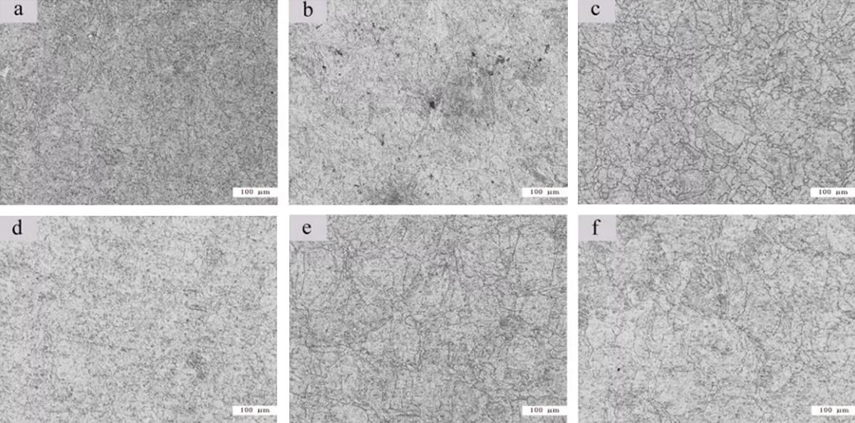 Metallographic analysis of TA32 sintered parts. Image via AHTi.