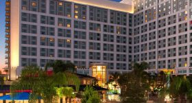 Featured image shows the Hilton Orlando where AMUG 2021 has been moved to. Image via AMUG.