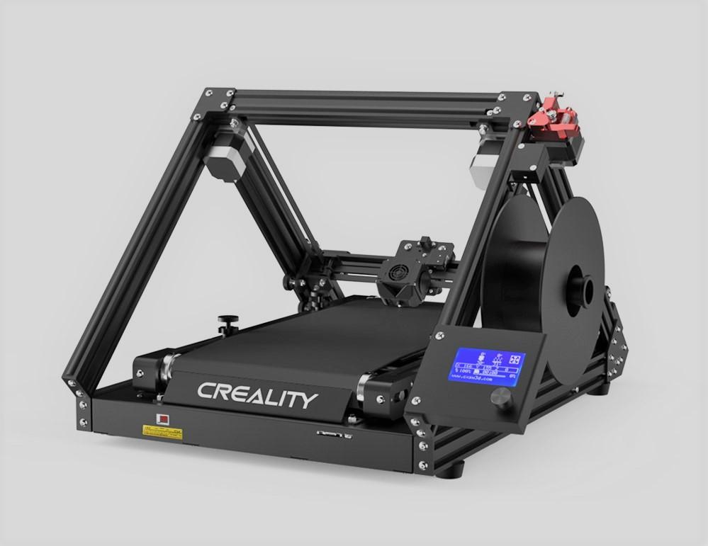 The Creality CR-30 3D printer. Photo via Creality.