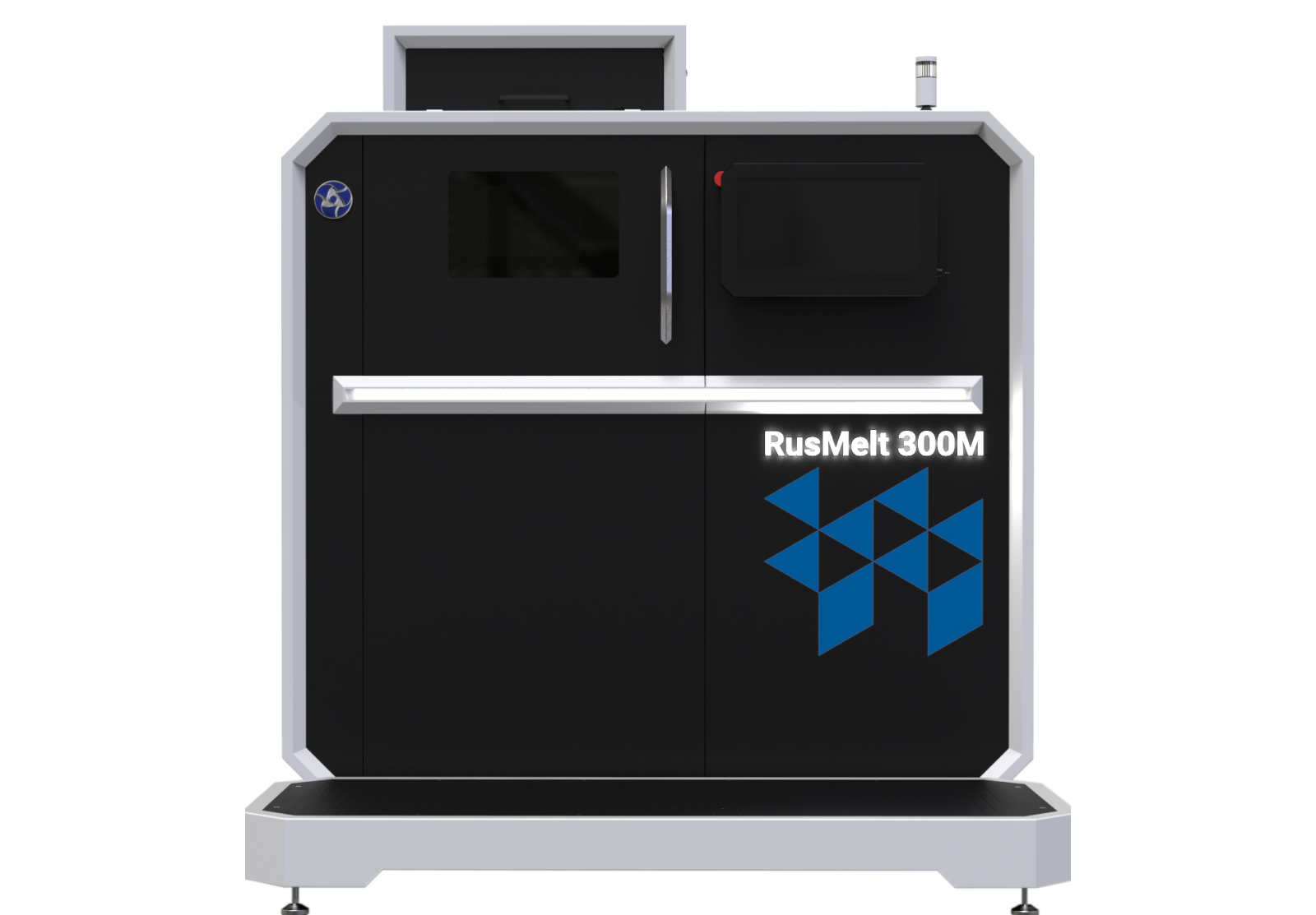 Rusatom manufactures LB-PBF printers such as this RusMelt 300M. Photo via Rosatom.