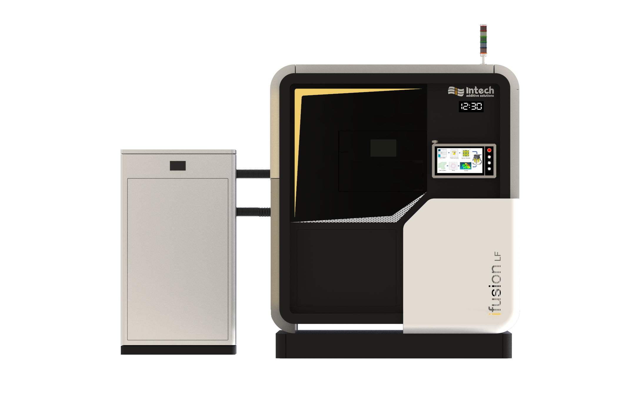 An iFusion LF series 3D printer. Photo via Intech