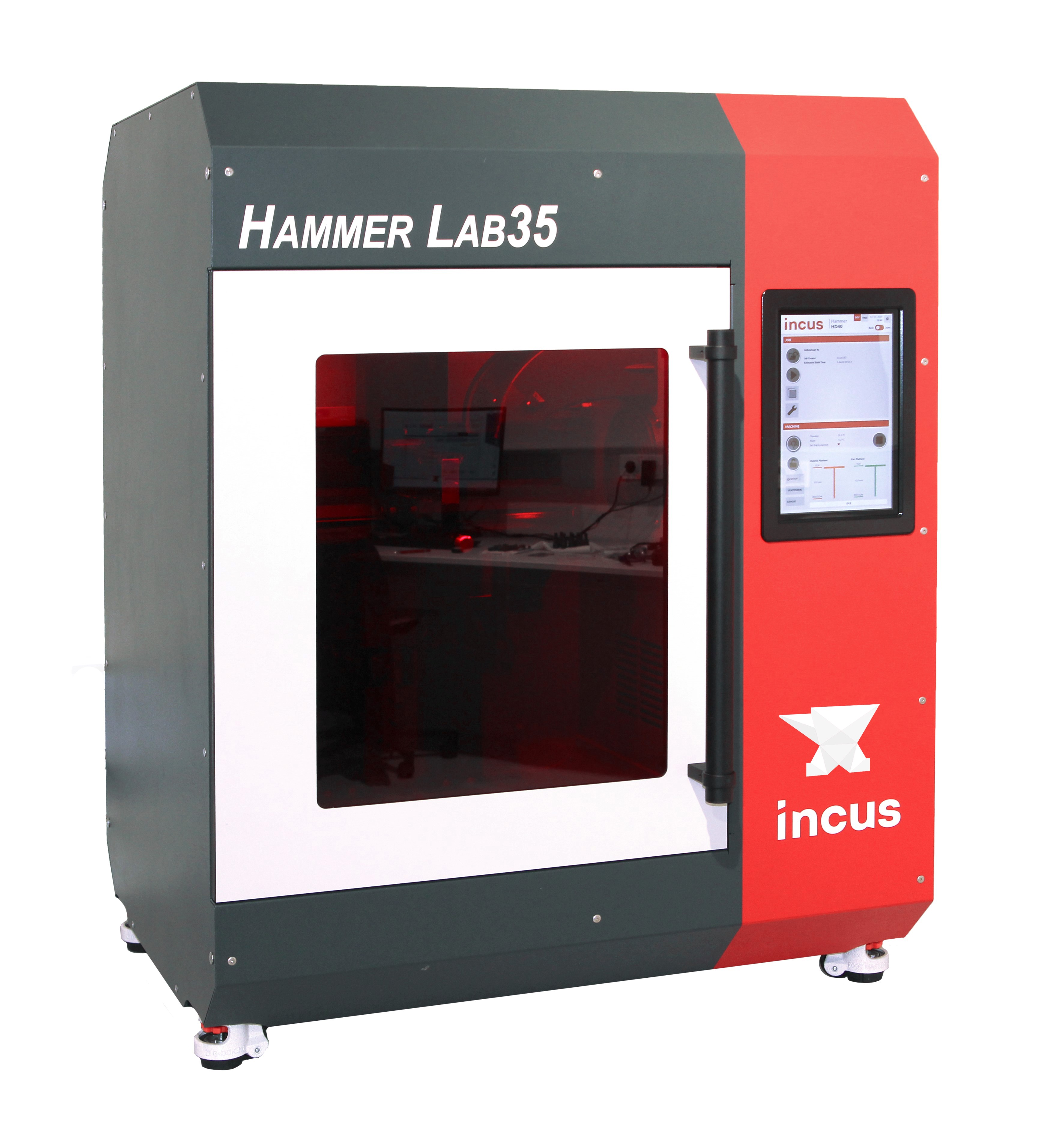 The Hammer Lab35. Image by Incus GmbH.