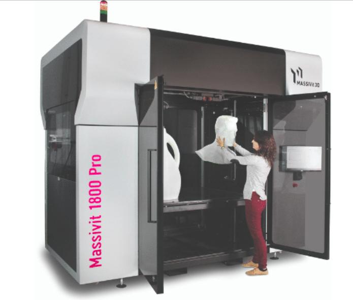 Featured image shows Massivit3D's 1800 Pro system. Image via Massivit3D.