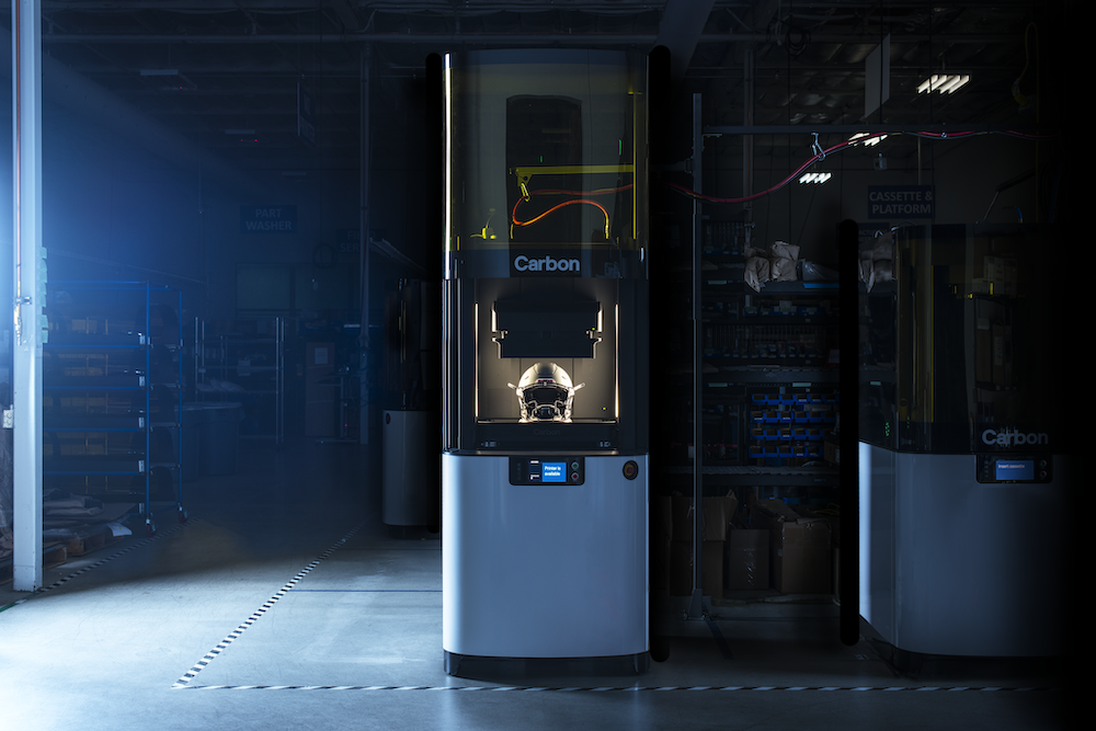 The L1 3D printer. Photo via Carbon.
