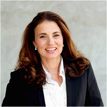 Marie Myers, CFO at HP. Photo via HP.