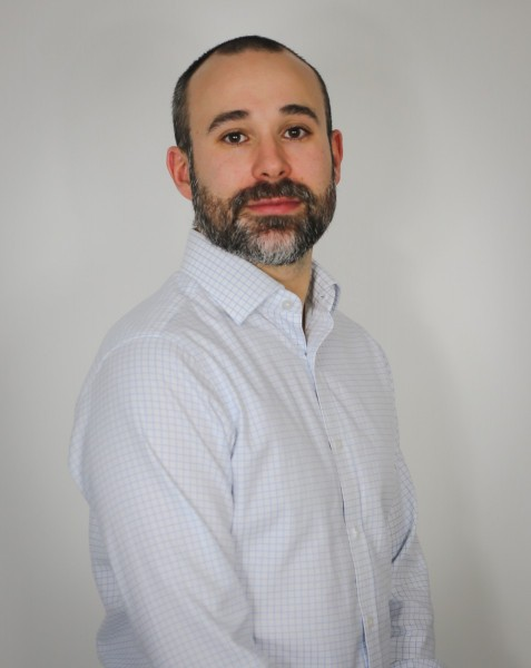 Miguel Calvo is Ultimaker's new Chief Technology Officer and Senior Vice President Printers & Peripherals. Image via Ultimaker.