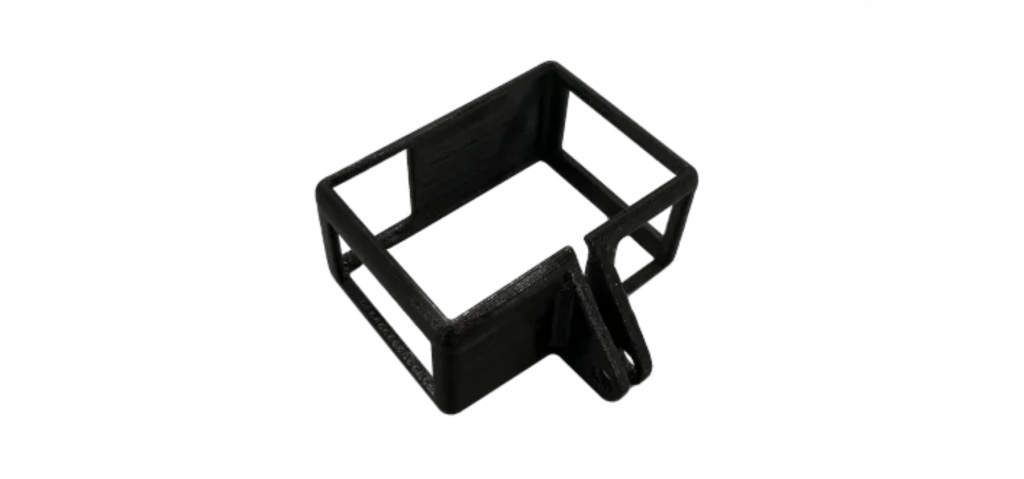 A 3D printed part made of Reciflex. Photo via Recreus.