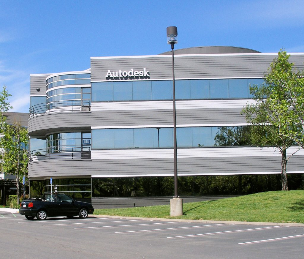 Autodesk's Californian HQ.