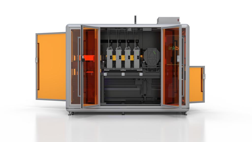 The Inkbit Vista 3D printer. Photo via Inkbit.