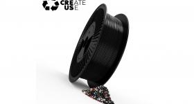 A Reciflex filament spool. Photo via Recreus.