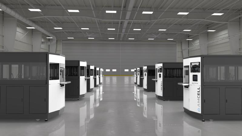 Triditive will operate the largest 3D printing factory in Spain. Image via Triditive.