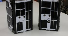 Featured image shows the Yurilo Cubesats. Photo via the Nanosats.eu database.