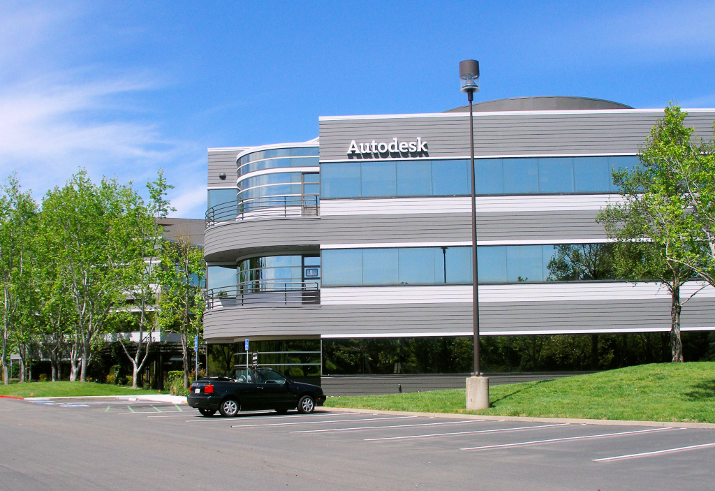 Autodesk's Californian HQ.