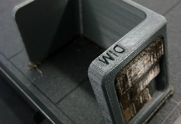 A Fictiv 3D printed part.