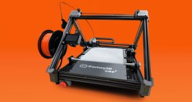 The iFactory One Plus 3D printer. Photo via iFactory3D.