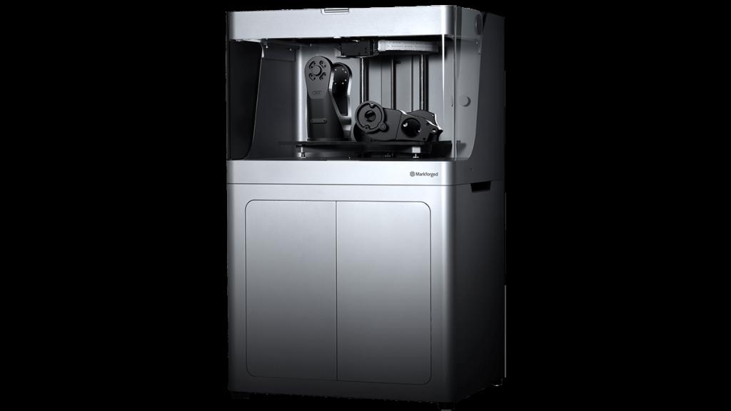 The X7 3D printer. Photo via Markforged.