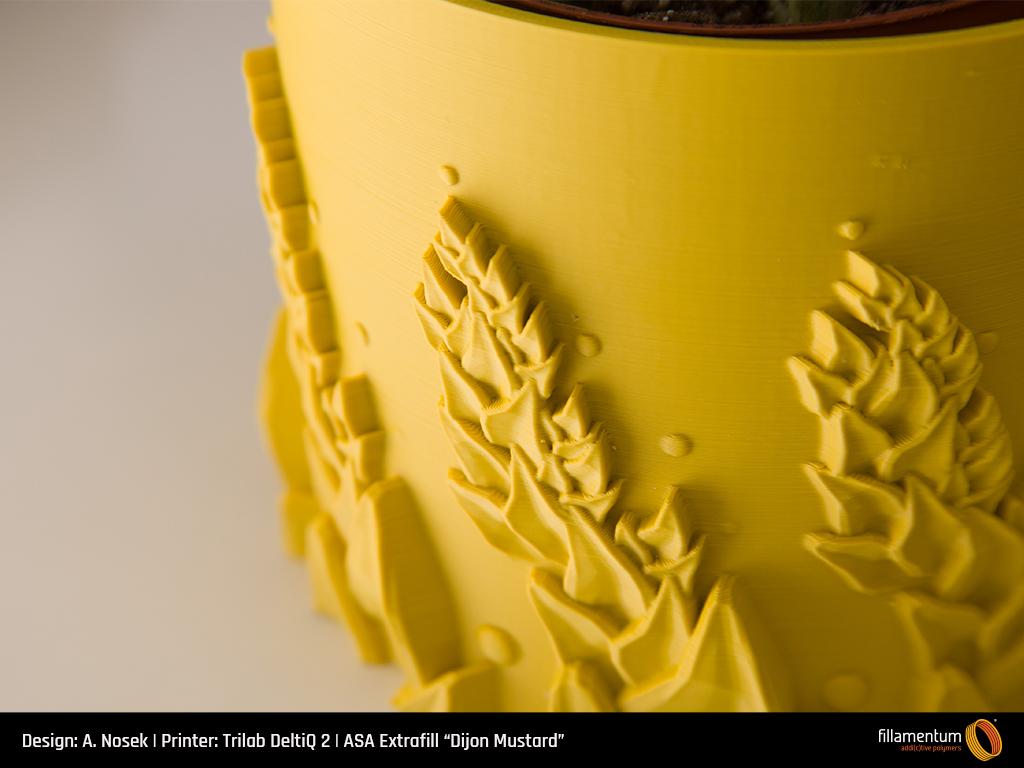 ASA Extrafill Dijon Mustard. Photo via Fillamentum.