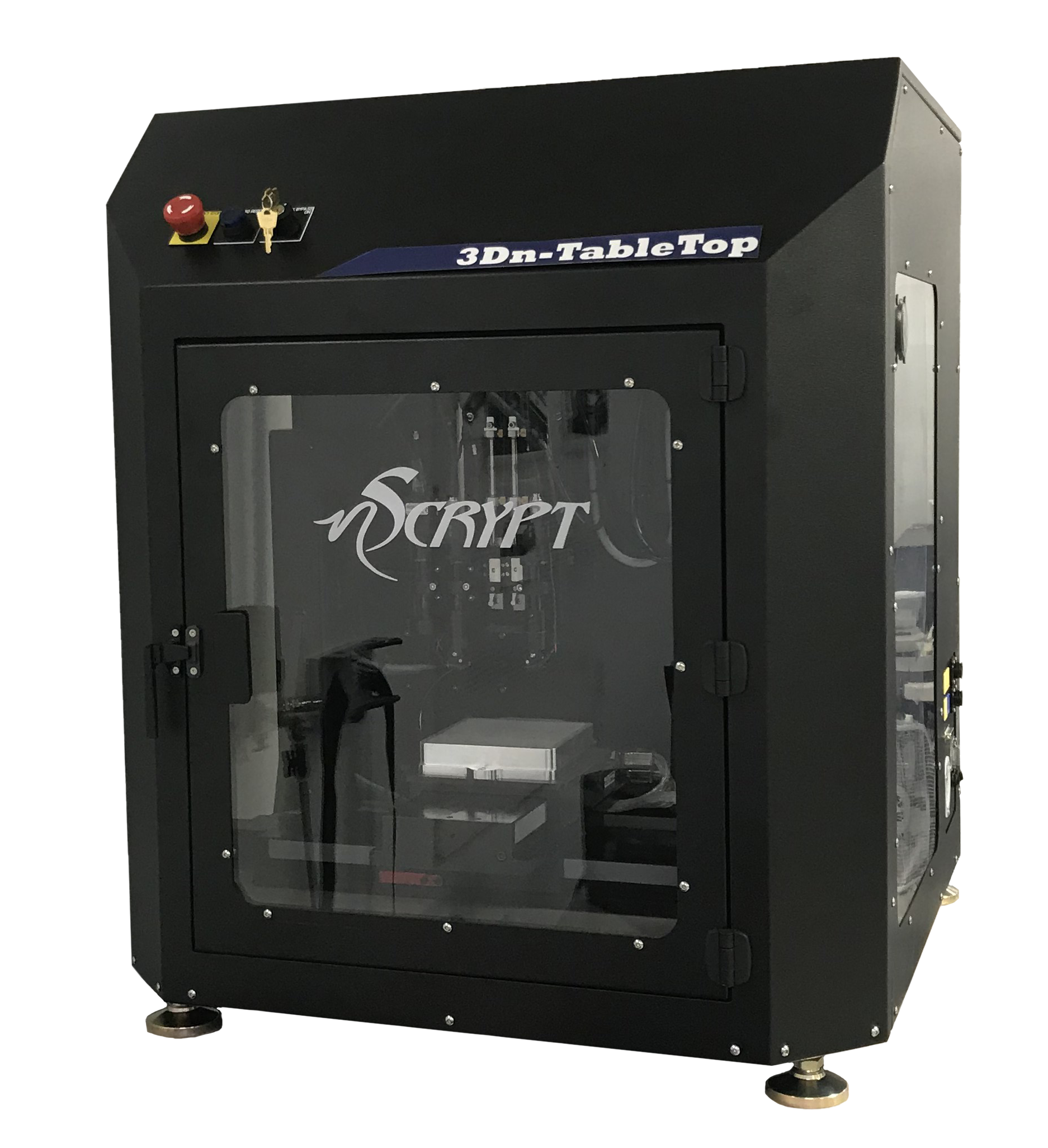 nScrypt's Factory in a Tool 3D printing system. Image via nScrypt.