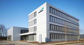Materialise recently launched its new Metal Competence Center in Bremen, Germany. Photo via Materialise.