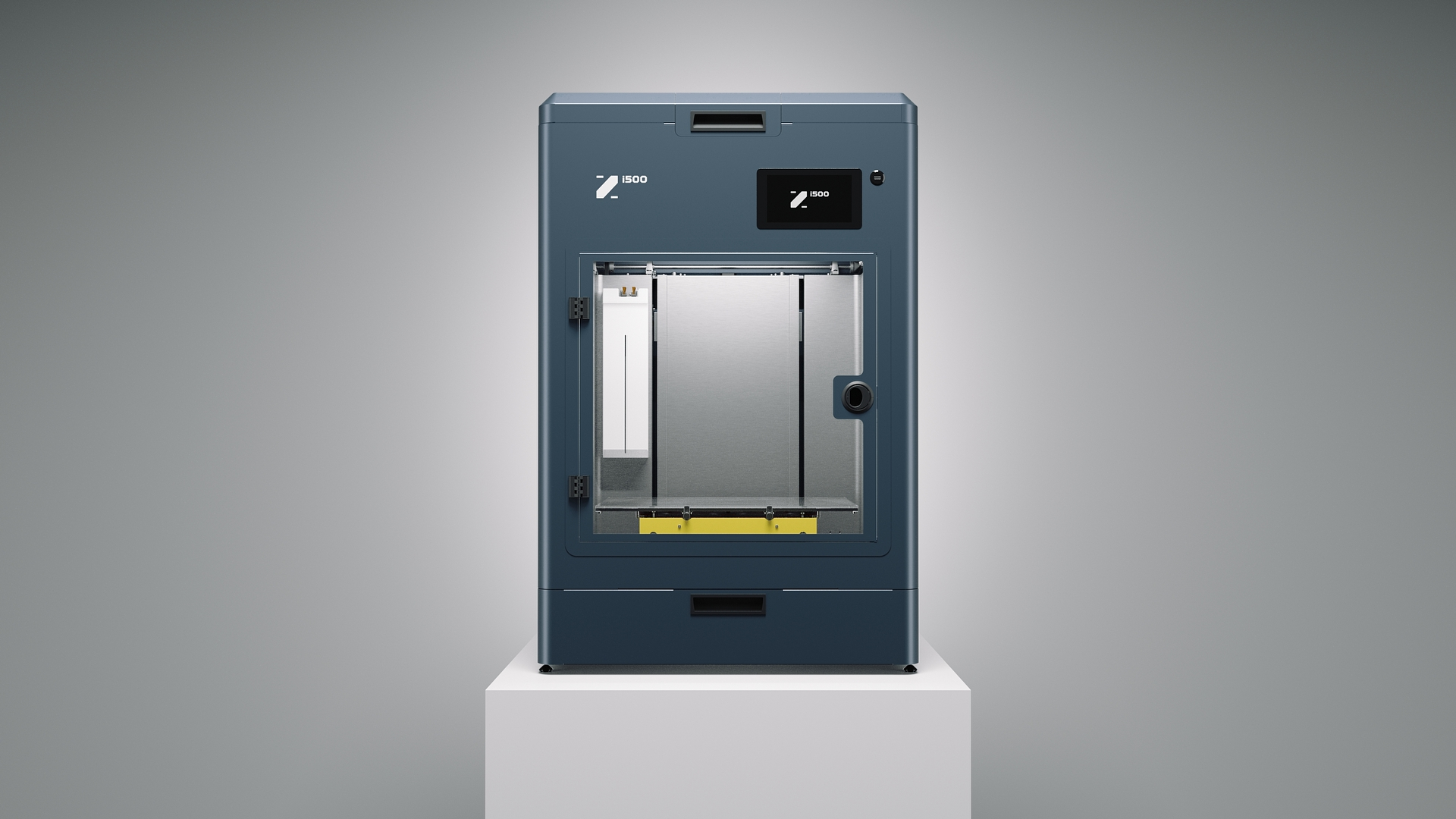 Render of the Zmorph i500 3D printer. Image via Zmorph.