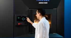 Roboze Automate will be available on all new ARGO 500 3D printing systems. Photo via Roboze.
